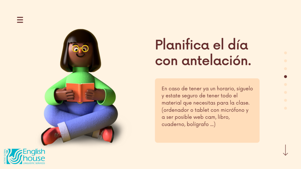 Guía clases online 4